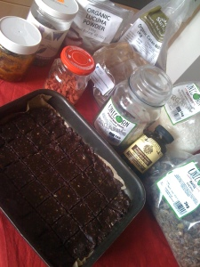 Superfood Choccie Fudge