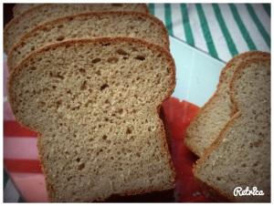 'Fluffy' GF bread